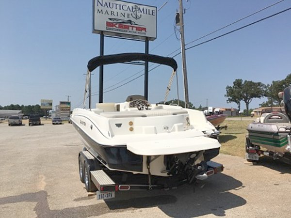 Used 2006 glastron ds215 deck boat boats for Used boat motors in louisiana